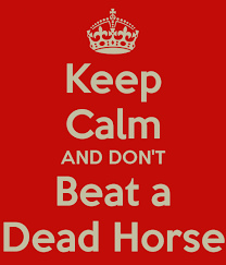 Beating A Dead Horse Meme - image 540665 beating a dead horse know your meme