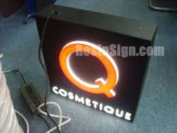 led signs projects channel letters backlit letters sign