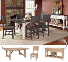 white wood dining room table anderson u0027s real wood furniture store wood you furniture