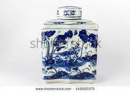 Chinese Blue And White Vase Blue And White Porcelain Stock Images Royalty Free Images
