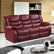 Leather Sofas Sale Uk Luka Genuine Leather Reclining Sofa Brown Recliner Leather Sofa