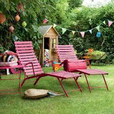 Fermob Bistro Chair Cushions Bistro Sun Lounger Cushion Fermob Ambientedirect Com