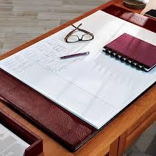 Desk Protector Pad by Freeleaf Oversized Desk Pads Set Of 2 Levenger