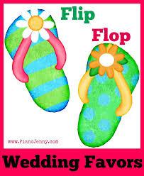 flip flop wedding favors flip flop favors for weddings mccoy blaske