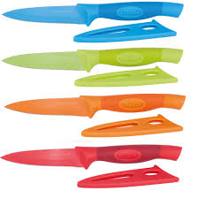 coloured kitchen knives set colourtone knives from stellar cookware review a glug of oil