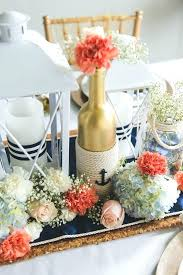 themed wedding centerpieces nautical wedding decor ideas best nautical wedding centerpieces