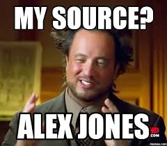 Alex Jones Meme - alex jones has infiltrated bbc antonins death questioned the
