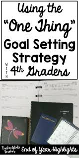 goal setting for your future 8th grade lessons the middle presenta