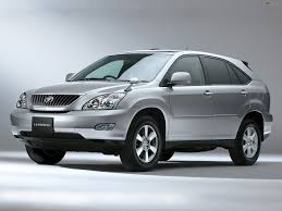 toyota lexus harrier 1998 nissan x trail vs toyota harrier car from japan