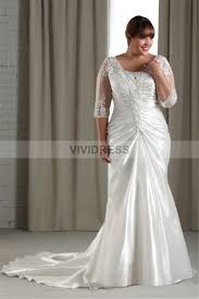 maternity wedding dresses uk trumpet mermaid floor length half sleeve lace up satin plus