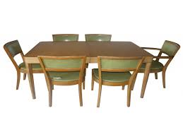 furniture retro dining chairs new set of 4 vintage mid century