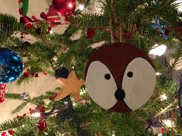 diy animal christmas tree ornaments diary of an ex east yorker