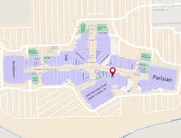 Michigan City Outlet Mall Map by Campus Den Partridge Creek Mall Store Details