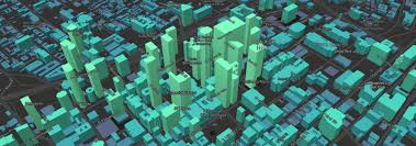 Los Angeles Street Map by Mapping 3d Building Features In Openstreetmap U2013 Points Of Interest