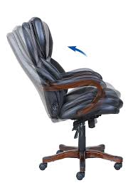 amazon com serta executive office chair in bonded leather