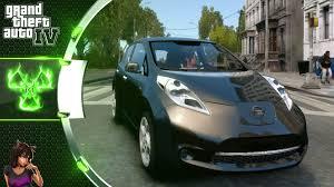 nissan leaf 2011 gta 4 car mod youtube