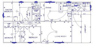 electrical plan ceiling light t t understanding a residential electrical plan
