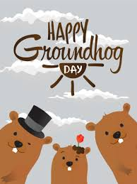 groundhog day cards groundhog day cards 2019 happy groundhog day greetings 2019