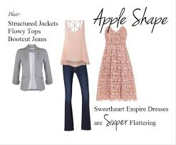 dresses for apple shape 349 best clothes for the apple shape images on