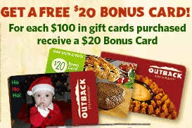 restaurant gift card deals restaurant gift card deals 2010 saving the family money