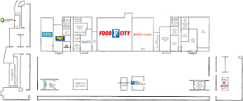 lafollette tn food city center retail space for lease the