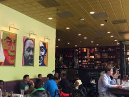 busboys and poets u2013 washington dc veg out to eat