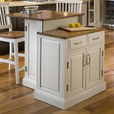 wood top kitchen island darby home co susana 3 kitchen island set with wood top