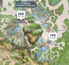 Moa Map Why Are People Waiting For 4 Hours In Line At Disney World The