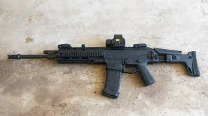 gun review bushmaster acr the truth about guns