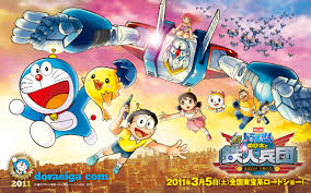 wallpaper doraemon the movie doraemon movie 2011 world to believe in doraemon