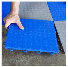 Interlocking Garage Floor Tiles Blocktile Modular Interlocking Garage Floor Tiles Set Of 30 Just