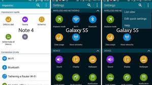 galaxy s5 apk samsung galaxy note 4 settings ui app apk naldotech