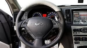 G37s Interior Amazon Com Infiniti G37 V36 2008 13 Steering Wheel Cover By