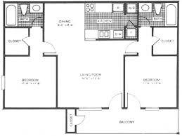 2 bed 2 bath floor plans extraordinary design ideas 2 bedroom bath floor plans 8 bed