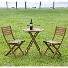 Round Armchairs Round Patio Dining Sets You U0027ll Love Wayfair