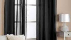 Black Eyelet Curtains 66 X 90 Black Eyelet Curtains 66 X 54 Ldnmen Com