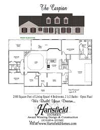 Custom Plans See Example Custom Home Floor Plans From Hartsfield Construction