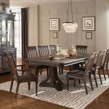 Dining Room Tables With Extension Leaves by Smart Design Dining Table Set With Leaf All Dining Room