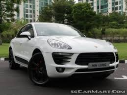 porsche macan price singapore used porsche macan s 3 0a pdk car for sale in singapore hin lung