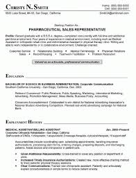 Physician Assistant Resume Template Medical Assistant Resume With No Experience Medical Assistant