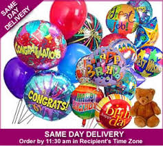 same day balloon delivery balloon bouquets and mylar balloons same day gift delivery