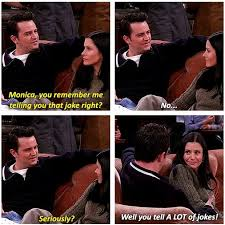 Friends Tv Show Memes - friends tv show memes friends memes well you tell a lot of jokes
