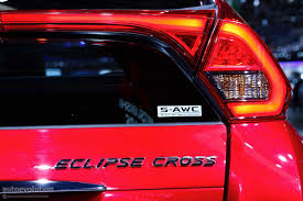 2018 mitsubishi eclipse cross looks even better up close and