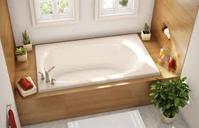 bathroom elegant drop in bathtub design home and garden ideas