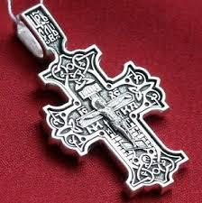 orthodox jewelry style russian orthodox icon crucifix silver 925 russian