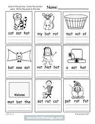 cvc worksheet new 164 cvc spelling worksheets for kindergarten