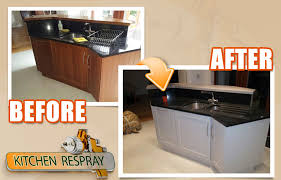 respray kitchen cabinets painting your kitchen cabinets