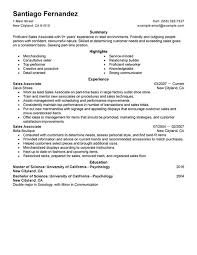 Best Retail Resume by Resume Examples For Retail Jobs Good Objective For Resume Best