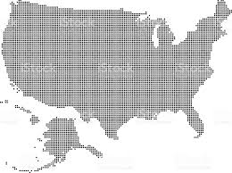 us vector map black and white us map clip at clkercom vector clip free