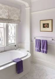 lavender bathroom ideas the grey and purple together could diy some artwork similar